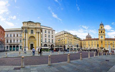 Reise nach Parma