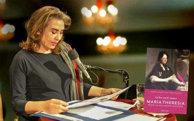 Brigitte Karner liest