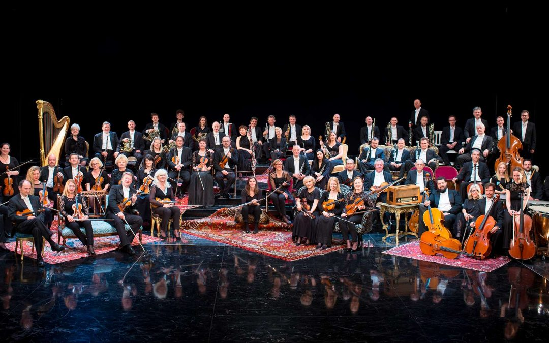 Grosses Orchester 2019