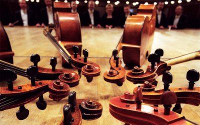 Die acht Cellisten