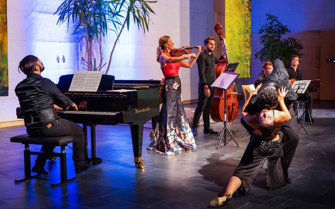Tango, Csárdás & Gypsy Music