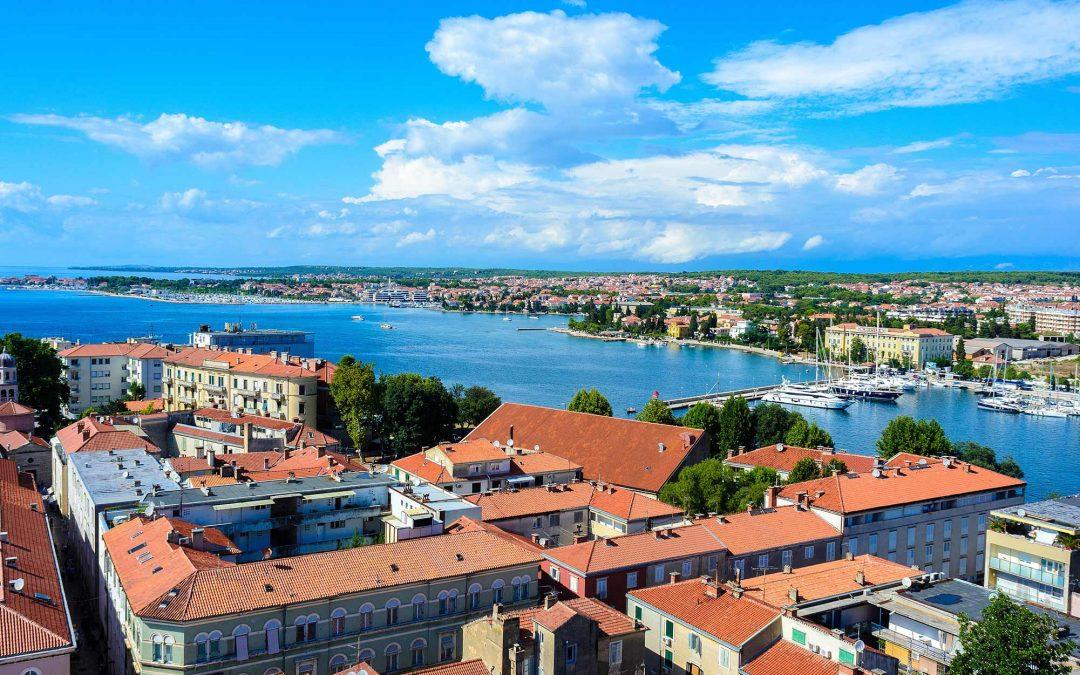 Reise nach Zadar