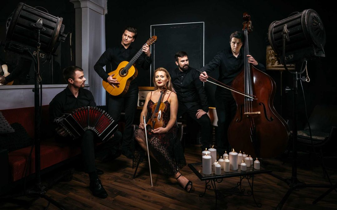 Oxana & La Banda «Gypsy Melodien»