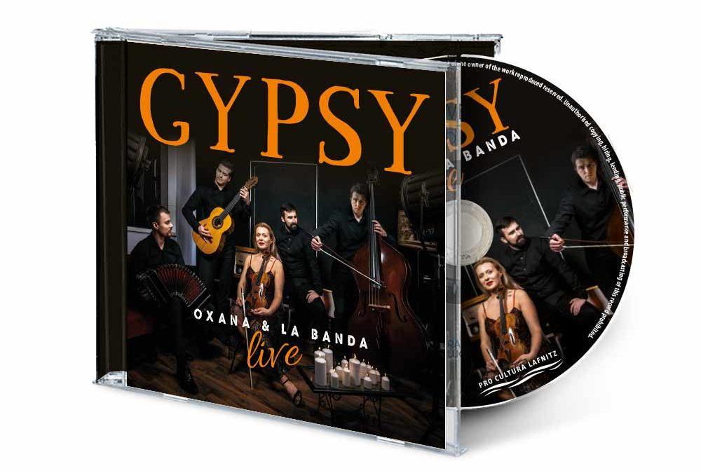 Gypsy – Oxana & La Banda